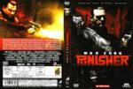 Punisher War Zone (2008) R2 GERMAN DVD Cover