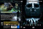 Prometheus – Dunkle Zeichen (2012) R2 GERMAN Custom DVD Cover