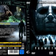 Prometheus – Dunkle Zeichen (2012) R2 GERMAN Custom DVD Cover