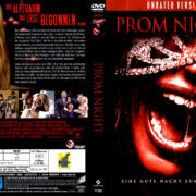 Prom Night (2008) R2 GERMAN DVD Cover
