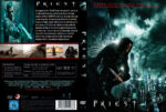 Priest (2007) R2 GERMAN Custom DVD Cover