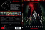 Predators (2010) R2 GERMAN Custom DVD Cover