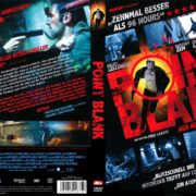 Point Blank – Aus kurzer Distanz (2012) R2 GERMAN Custom DVD Cover