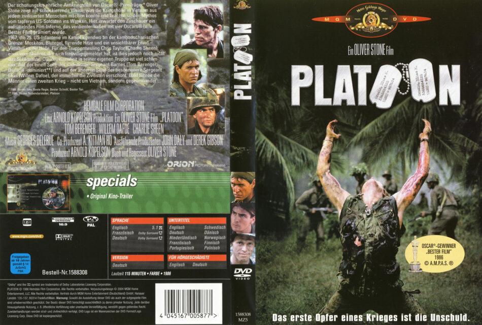 Platoon Deutsch