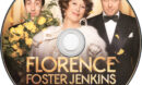 Florence Foster Jenkins (2016) R4 Label