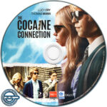 The Cocaine Connection (2015) R4 Blu-Ray Label