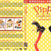 Pippi Longstocking Collection (1969-1970) R1 Custom Cover