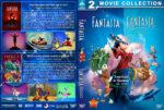 Fantasia Double feature (1940-1999) R1 Custom Cover