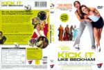 Kick it like Beckham (2002) R2 German Cover & Label