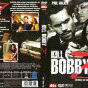 Kill Bobby Z (2007) R2 German Cover & Label
