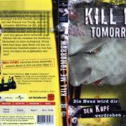 Kill me Tomorrow (2000) R2 German Cover & Label