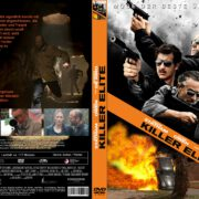 Killer Elite (2011) R2 German Custom Cover & Label