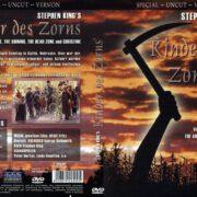 Kinder des Zorns (1984) R2 German Cover & Label
