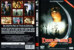 Kinder des Zorns 3 – Das Chicago Massaker (1995) R2 German Cover & Label