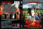 Kinder des Zorns 4 – Mörderischer Kult (1996) R2 German Cover & Label