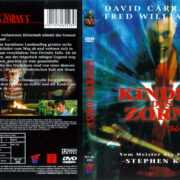 Kinder des Zorns 5 - Feld des Terrors (1998) R2 German Cover & Label