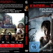 Kinder des Zorns - Genesis - Der Anfang (2011) R2 German Custom Cover & Label