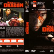 Kiss of the Dragon (2001) R2 German Cover & Label