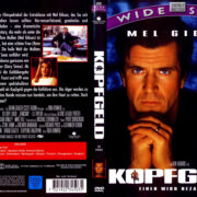 Kopfgeld (1996) R2 German Cover & Label