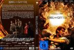 Krieg der Götter (2011) R2 German Cover & Label