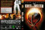 Krieg der Welten (2005) R2 German Cover & Label