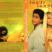 Kuch Kuch Hota Hai – und ganz plötzlich ist es Liebe (1998) R2 German Cover & Label