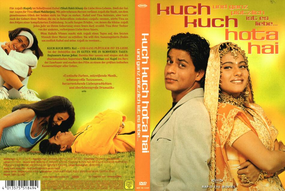 Kuch Kuch Hota Hai - und ganz plötzlich ist es Liebe dvd ...