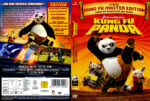 Kung Fu Panda (2008) R2 German Cover & Label