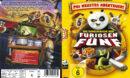 Kung Fu Panda - Die Geheimnisse der furiosen Fünf (2008) R2 German Custom Cover