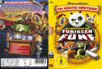 Kung Fu Panda – Die Geheimnisse der furiosen Fünf (2008) R2 German Custom Cover