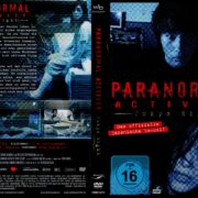 Paranormal Activity – Tokyo Night (2010) R2 GERMAN DVD Cover