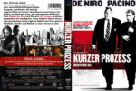 Kurzer Prozess (2008) R2 German Custom Cover & Label