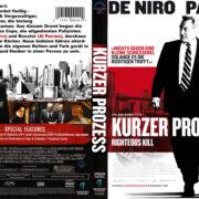Kurzer Prozess (2008) R2 German Custom Cover & Label