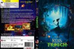 Küss den Frosch (2009) R2 German Custom Cover & Label