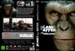 Planet der Affen Prevolution (2011) R2 GERMAN Custom DVD Cover