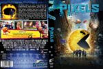 Pixels (2015) R2 GERMAN Custom DVD Cover