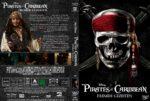 Pirates of the Carribean – Fremde Gezeiten (2011) R2 GERMAN Custom DVD Cover
