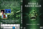 Piranha II – Fliegende Killer (1981) R2 GERMAN DVD Cover