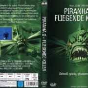 Piranha II – Fliegende Killer (1981) R2 GERMAN DVD Cover
