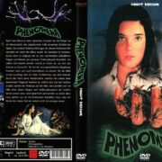 Phenomena (1985) R2 GERMAN DVD Cover