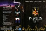 Phantasm IV (Collector´s Box Spine Edition) (1998) R2 GERMAN DVD Cover
