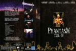 Phantasm IV (Collector´s Box Spine Edition) (1998) R2 GERMAN DVD Cover