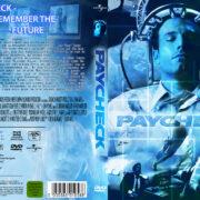 Paycheck – Die Abrechnung (2003) R2 GERMAN Custom DVD Cover
