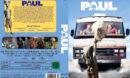 Paul - Ein Alien auf der Flucht (2011) R2 GERMAN Custom DVD Cover