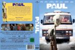 Paul – Ein Alien auf der Flucht (2011) R2 GERMAN Custom DVD Cover