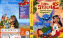 Lilo & Stitch 2 - Stitch völlig abgedreht (2005) R2 German Cover & Label