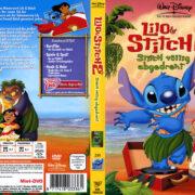 Lilo & Stitch 2 – Stitch völlig abgedreht (2005) R2 German Cover & Label