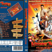 Looney Tunes – Back in Action (2003) R2 German Custom Cover & Label
