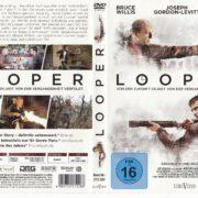 Looper (2012) R2 German Cover & Labels