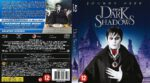 Dark Shadows (2012) R2 Blu-Ray Dutch Cover